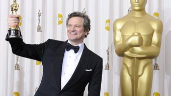 Colin Firth spielt im preisgekrönten Film den stotternden König (Archiv)