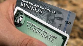 Karten des Kreditkartenunternehmens American Express (Archiv)