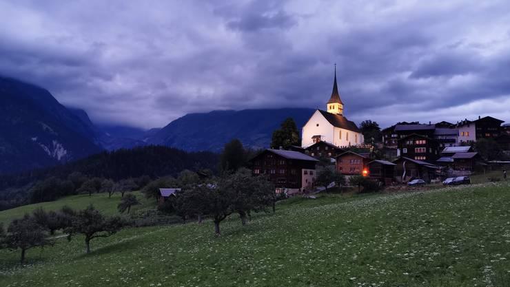 Die Kirche Ernen ist ein Konzertort mit besonderer Atmosphäre.