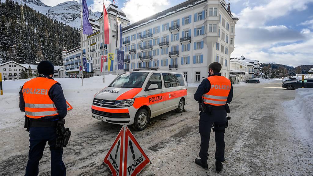 53 Coronafälle in St.Moritz – mutiertes Virus bei Hotelpersonal