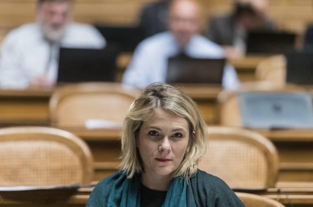 GLP-Nationalrätin Kathrin Bertschy, Co-Präsidentin von Alliance F