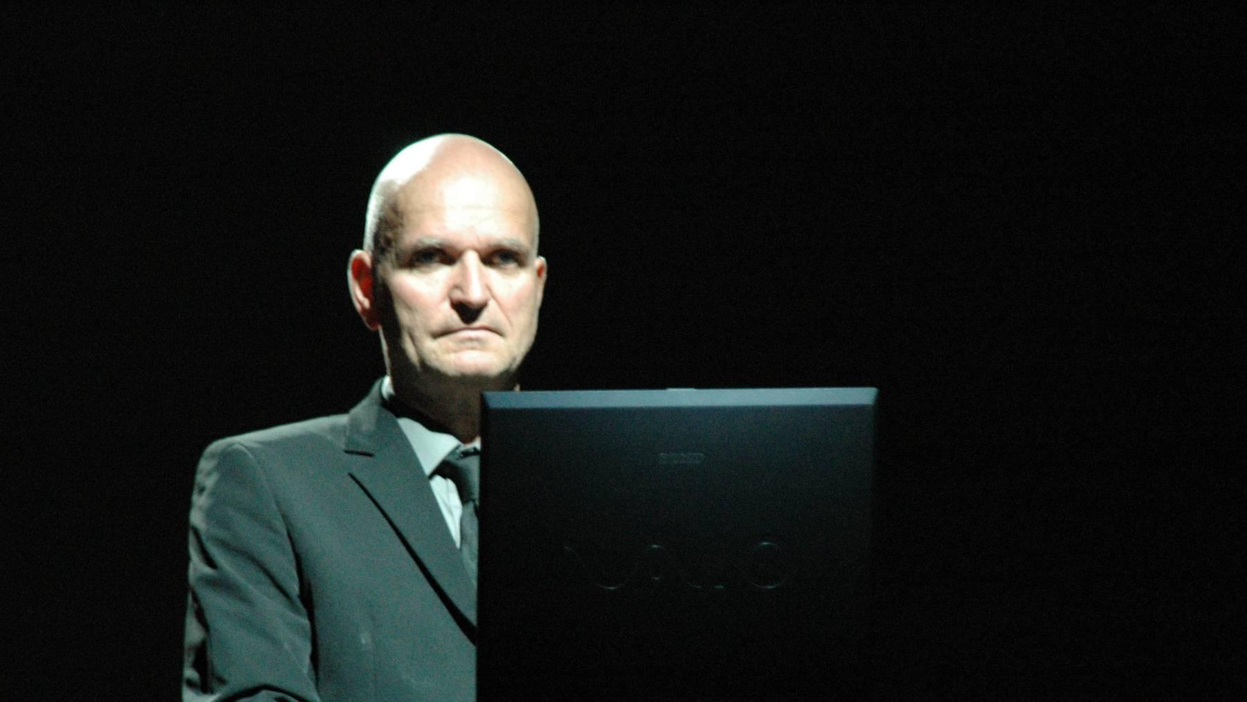 Florian Schneider gehörte zu den Pionieren der elektronischen Musik.