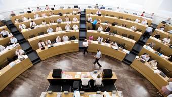 Der Grosse Rat lehnt die vom kantonalen Jugendparlament erhobene Forderung mit 104 zu 13 Stimmen abgelehnt.