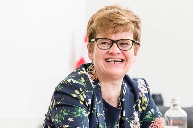 Astrid Kunz (58, Zermatt, VS), Hotelsekretärin