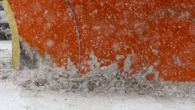 Tödlicher Unfall mit einem Schneepflug (Symbolbild)