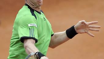 Stéphane Bohli gewann nur ein Game.