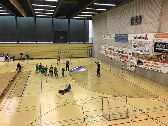 Penaltyschiessen gegen NLA-Torwart