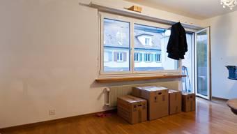 Seit gestern kann sich Michael S. unbeschwert ans Kistenpacken machen. Symbolbild: Gaetan Bally/Key