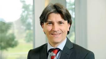 Spitalpräsident Markus Bärtschiger.