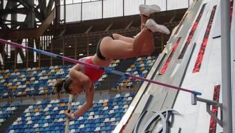 Lea Bachmann kann an der Universiade in Neapel keinen Erfolg feiern.