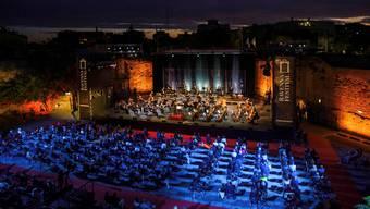 Trotzt der Coronakrise: Das berühmte Musikfestival Ravenna in Italien.