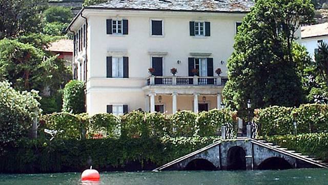 Clooneys Residenz am Comersee liegt nahe dem Fundort einer Wasserleiche