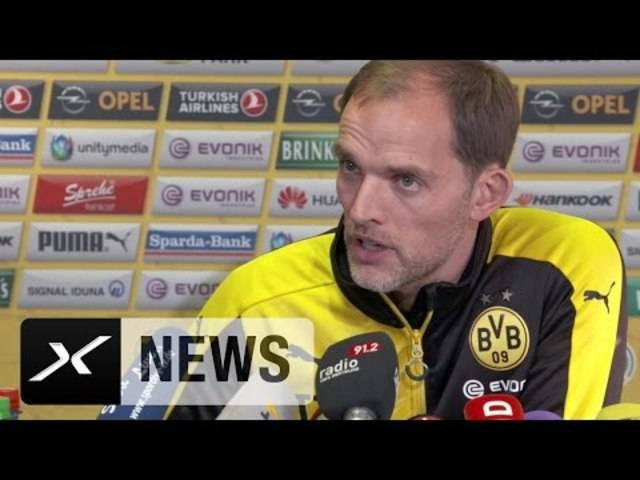 BVB-Trainer Thomas Tuchel äussert sich über Hoffenheims Trainertalent Julian Nagelsmann
