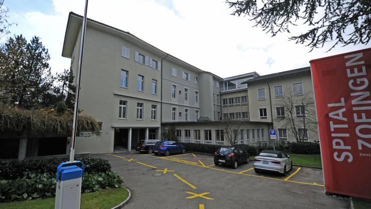 Das geplante Asylzentrum im alten Pflegeheim des Spitals Zofingen sorgt für viel Gesprächsstoff.
