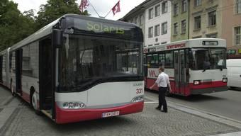Im Entwicklungs-Gebiet Neuhegi-Grüze wird der Verkehr voraussichtlich zunehmen. Anhand der beschlossenen Massnahmen soll der Busverkehr vor Einschränkungen bewahrt werden.