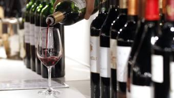 Während einer Wanderung durch die Rebberge konnten 18 Weine aus der Region Wintersingen degustiert werden. (Symbolbild)
