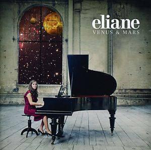 """Elianes zweites Album """"Venus & Mars"""" (2013)"""