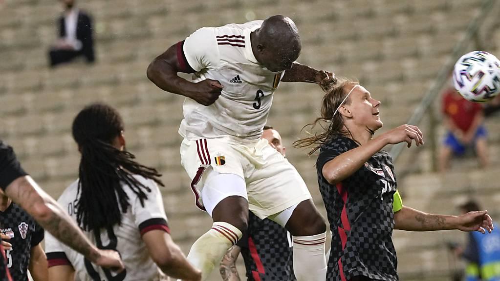 Belgien mit Goalgetter Romelu Lukaku will endlich einen grossen Titel gewinnen.