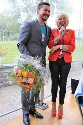 Ljuba Manz veranstaltete die dritten Musiktage im Landhaus Dornegg.