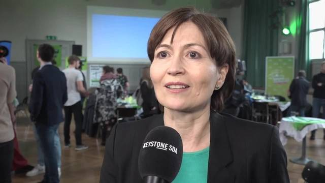 "Regula Rytz: ""Bundesrätin Sommaruga verbreitete Angst in unserem Lager"""