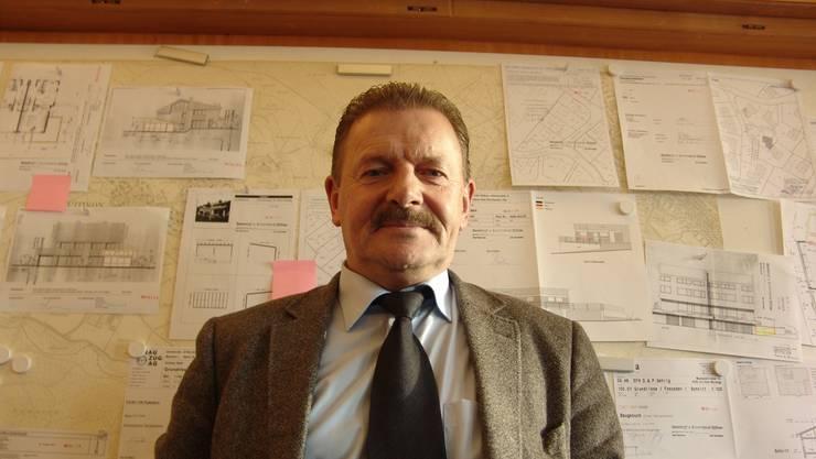 Präsident Victor Gähwiler (FDP) tritt zurück. (Symbolbild)