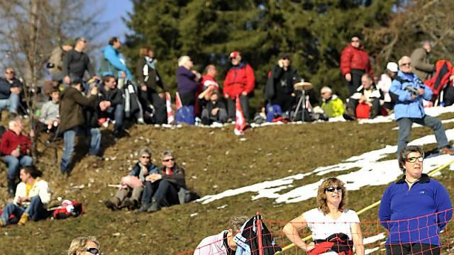 In Maribor war es zu warm zum Skifahren