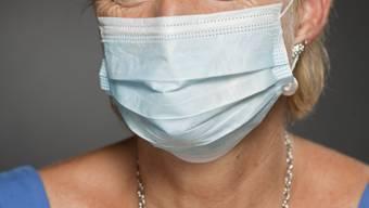 In Österreich gilt ab Mittwoch Schutzmaskenpflicht beim Einkaufen. (Symbolbild)
