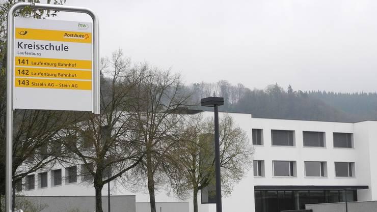 Das Schulhaus Blauen in Laufenburg ist ab 2016 einziger Oberstufenstandort der Kreisschule Regio Laufenburg. mf