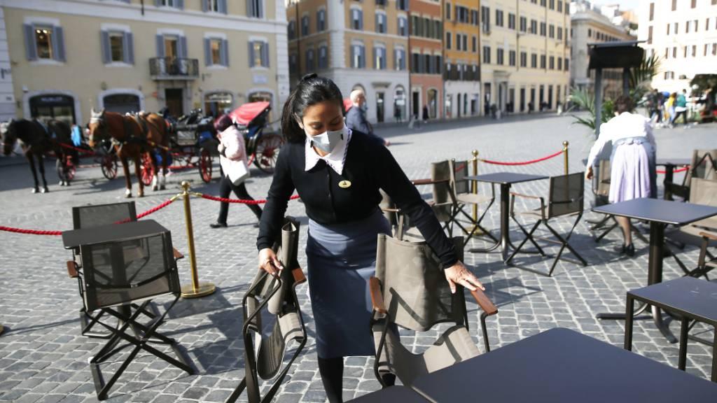 Italien verschärft Corona-Regeln – deutliche Lockerung auf Sardinien
