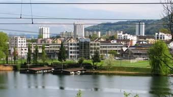 Blick auf Neuenhof.