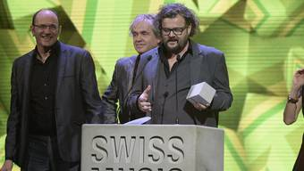 Swiss Music Awards 2016