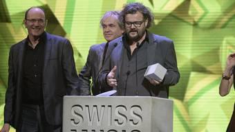 Swiss Music Awards 2016