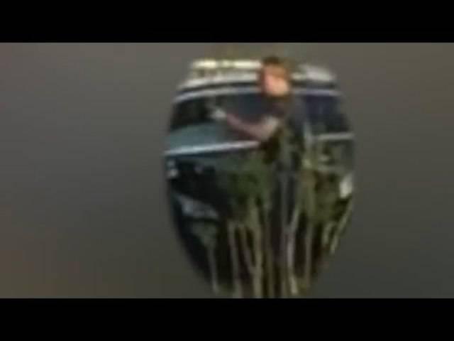 Fall Bornhauser: Mit diesem Video suchte die Kantonspolizei Zürich diesen ausfällig gewordenen Mann