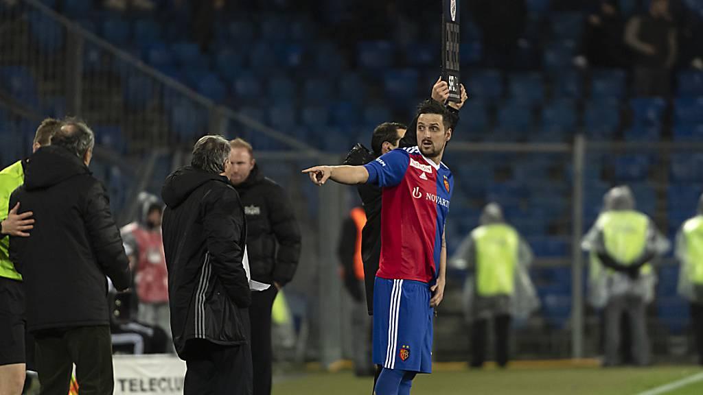 Kuzmanovic erneut an Achillessehne verletzt
