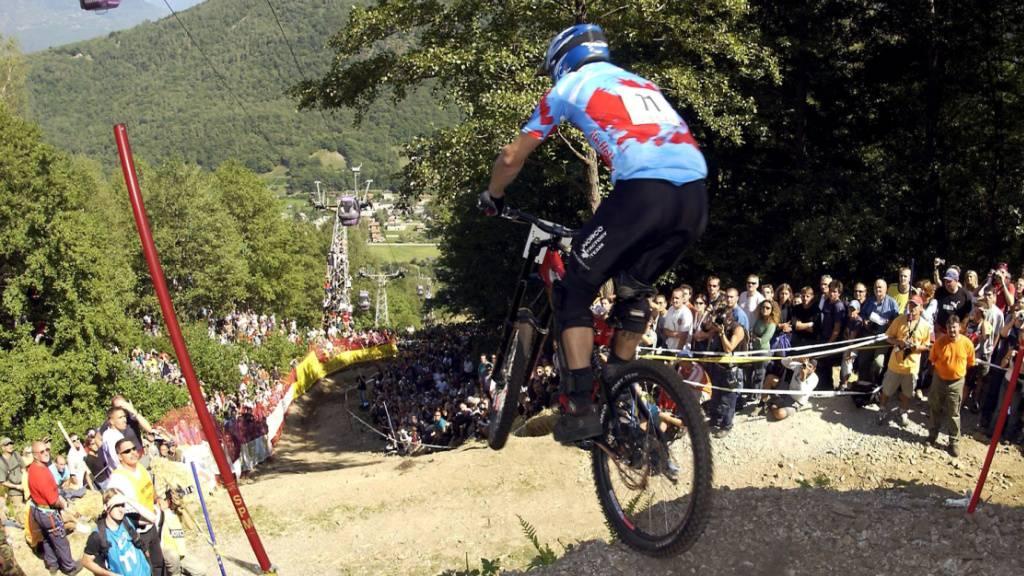 Mountainbike-EM 2020 im Tessin zu Gast