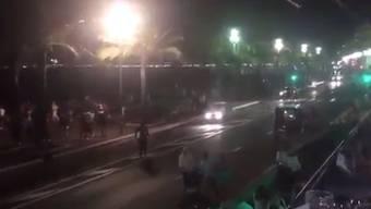 Flüchtende auf Strassen von Nizza – solche Szenen wurden zuhauf mit Smartphone-Kameras aufgezeichnet. (Archivbild)