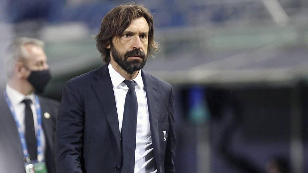 Juventus darf den Dank nach Verona schicken
