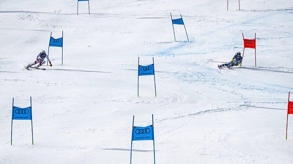 Schweizer Quartett im Team-Wettkampf ohne Medaille