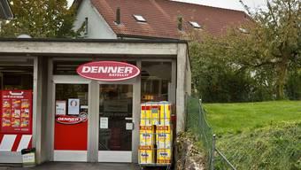 Düstere Zukunftsprognosen für den Denner Satellit in Oberbözberg: Der Laden schreibt seit Jahren rote Zahlen.