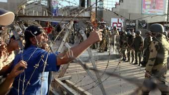 Gewalt in Kairo: Bei Protesten sterben erneut mehrere Menschen