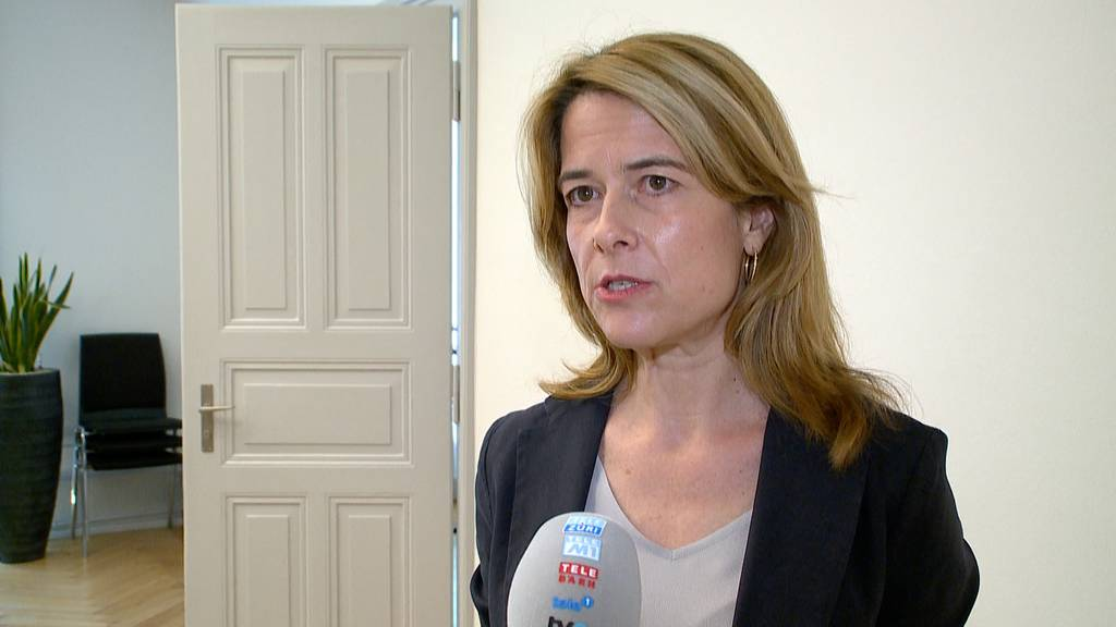 Petra Gössi: «Ich konnte den Rücktritt nicht früher bekannt geben»