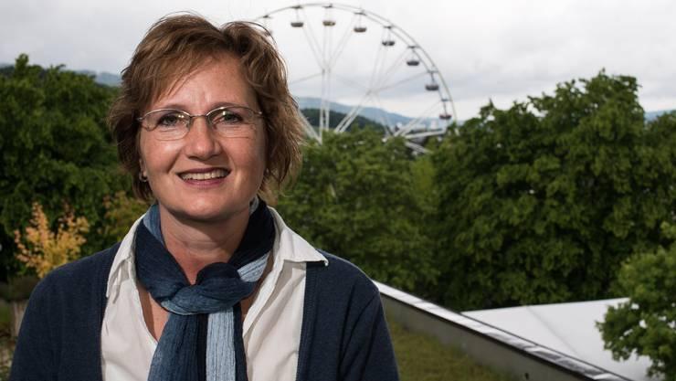 Sandra Rottensteiner, Gemeindepräsidentin (EVP)