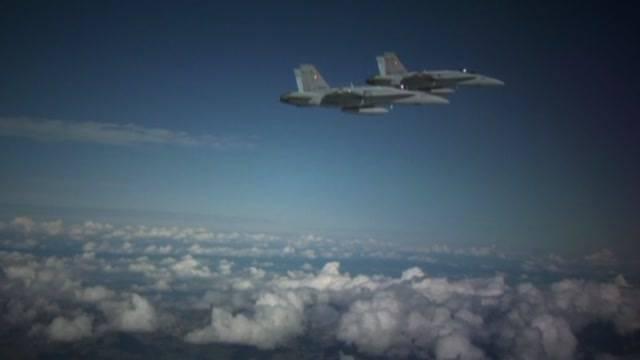 Bund will nächstes Jahr wieder geeignete Kampfjets suchen