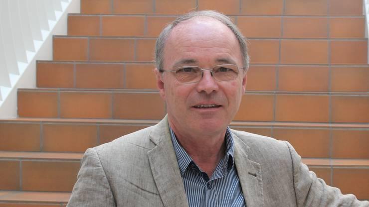 Fredi Staub, Sohn des verstorbenen Künstlers Josef Staub