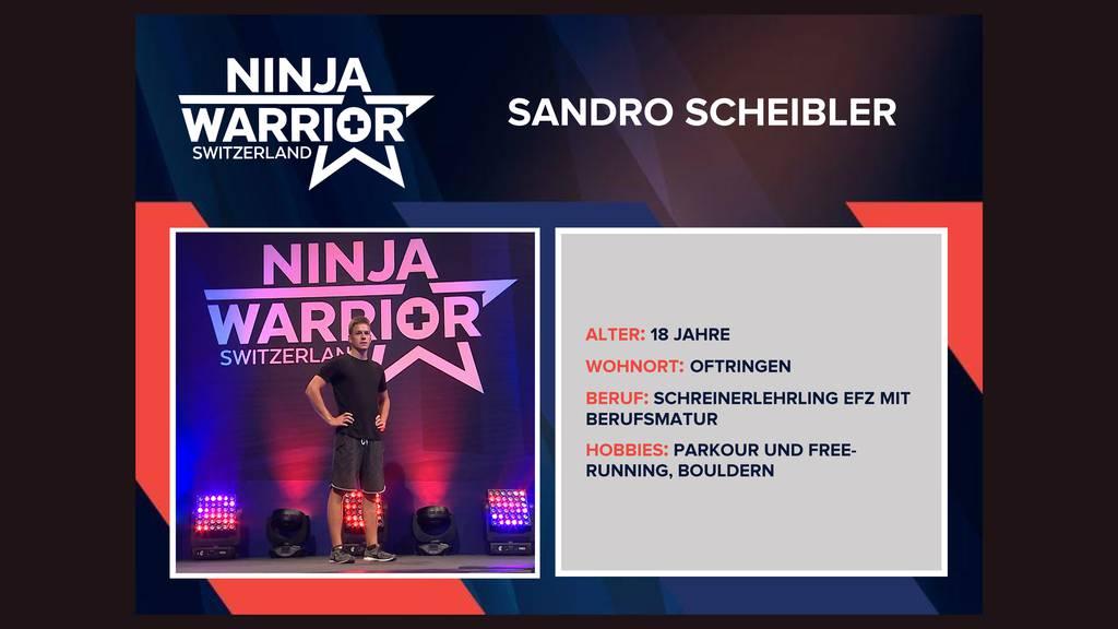 Sandro Scheibler