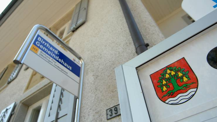 Die Steuern werden in Birrhard nicht gesenkt (Symbolbild).