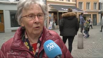 """""""Bleibt zu Hause!"""": Wie gehen Aargauer Senioren mit dem Coronavirus um?"""