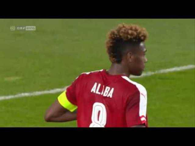Alaba Eigentor - Österreich Malta 2:1