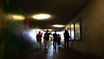Der Klang von Solothurn: Im Rahmen der Kunstausstellung Zart führt Christian Fürholz durch die Stadt