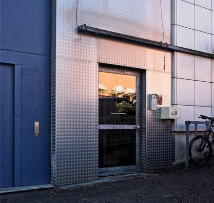 """In diesem Kampfsport-Zentrum in Reinach genoss """"Carlos"""" fast täglich Thaibox-Unterricht."""